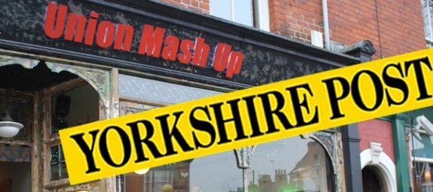 Union Mash on Princes Ave in Hull