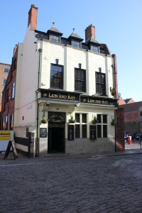 Yorkshire Post Pub of the Week Lion and key
