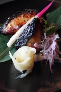 Ogino Japanese restaurant fish