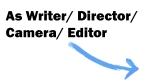 As Writer Director Camera Editor
