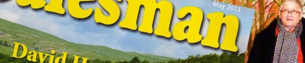 Dalesman cover May 2011