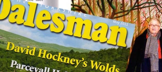 Dalesman cover May 2011