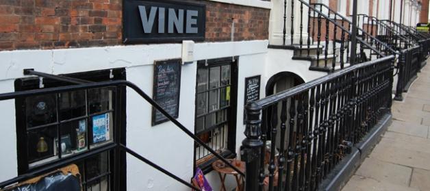 The Hop & Vine, Hull