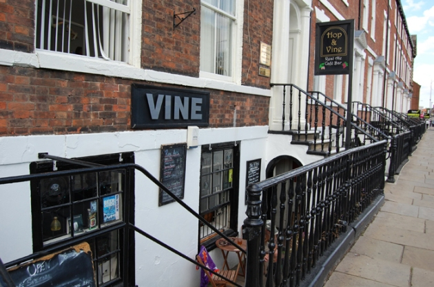 The Hop and Vine, Hull
