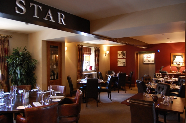 Interior of the Star at Sancton