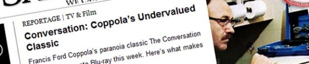 The Conversation header