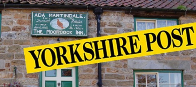 Yorkshire Post Moorcock Inn header