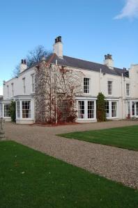 Tickton Grange exterior