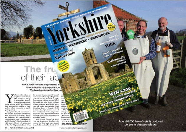Yorkshire Ridings magazine