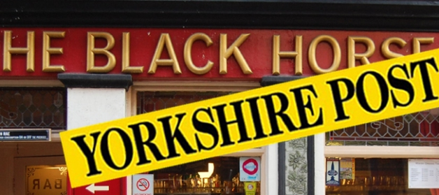 Black Horse Pub of the Week