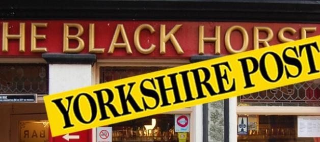 Black Horse Pub of the Week