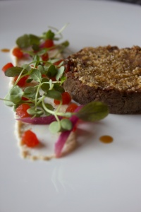 Beef terrine